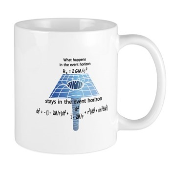 EventHorizon-Dark-RJC-060909 Mugs | Gifts For A Geek | Geek T-Shirts