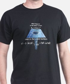Event Horizon T-Shirt Black