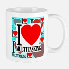 I Love Multitasking Mug