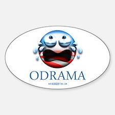 ODRAMA Sticker (Oval)