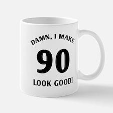 90 Yr Old Gag Gift Mug