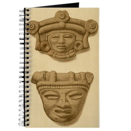 Aztec Masks Journal