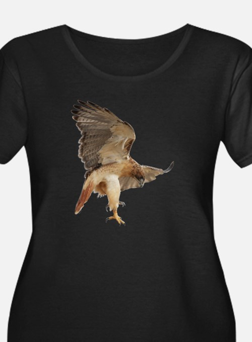 Cute Red tailed hawk T