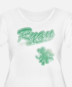 Ryan Irish Shamrock T-Shirt