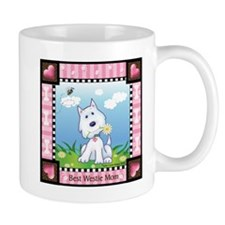 Best Westie Mom Mug
