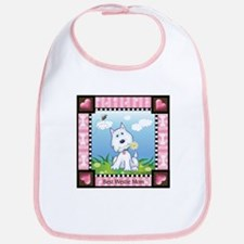 Best Westie Mom Bib