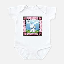 Best Westie Mom Infant Bodysuit