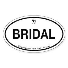 Bridal Wreath Falls Trail