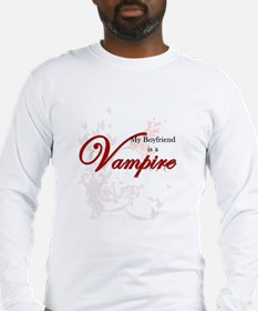 Boyfriend Vampire V2 Long Sleeve T-Shirt