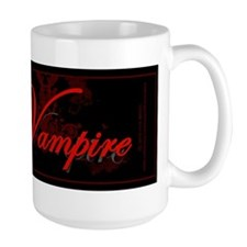 Boyfriend Vampire V2 Ceramic Mugs