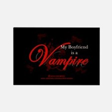 Boyfriend Vampire V2 Rectangle Magnet (10 pack)