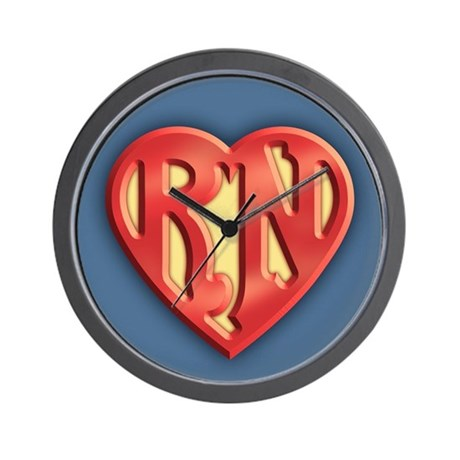 Superb RN IV Wall Clock