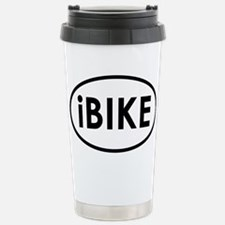 I Bike Travel Mug