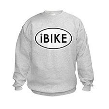 I Bike Sweatshirt