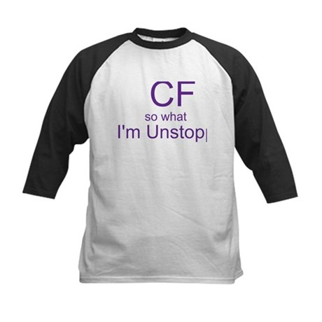 child unstoppable Kids Baseball Jersey