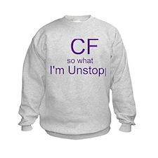 child unstoppable Sweatshirt