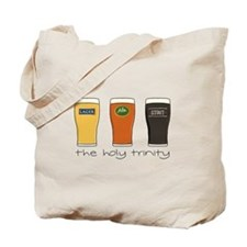 The Holy Trinity - Tote Bag