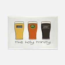 The Holy Trinity - Rectangle Magnet (10 pack)