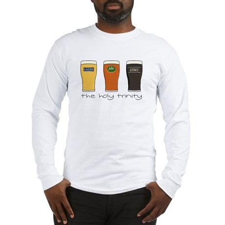 The Holy Trinity - Long Sleeve T-Shirt