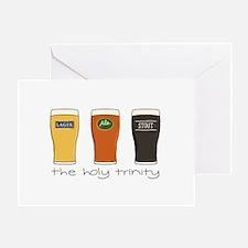 The Holy Trinity - Greeting Card