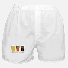 The Holy Trinity - Boxer Shorts
