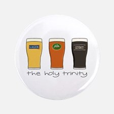 "The Holy Trinity - 3.5"" Button (100 pack)"