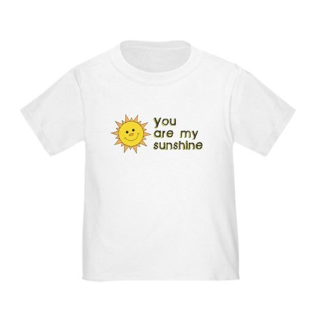 Sunshine Toddler T-Shirt