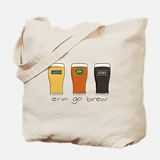 Erin Go Brew - Tote Bag