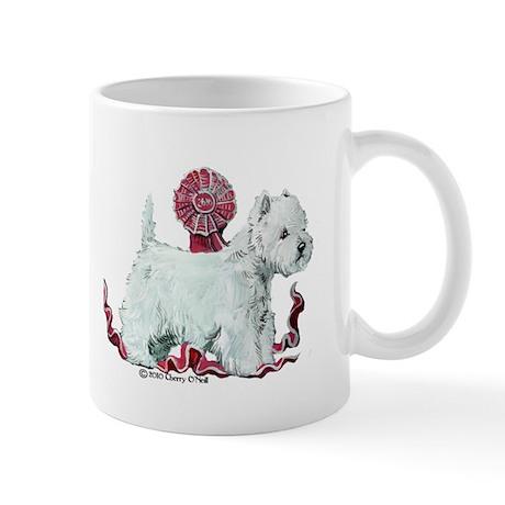 West Highland Dog Show Mug