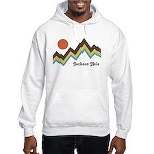 Jackson Hole Wyoming Hoodie