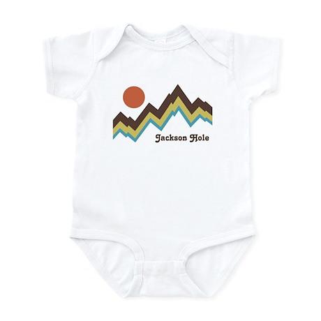 Jackson Hole Wyoming Infant Bodysuit