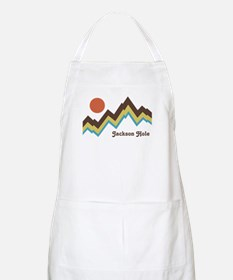 Jackson Hole Wyoming Apron