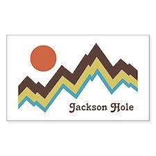 Jackson Hole Wyoming Decal