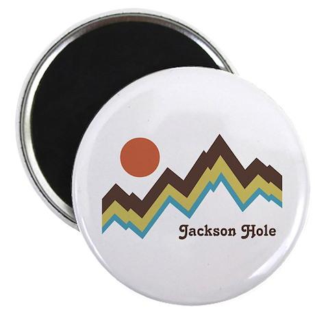 Jackson Hole Wyoming Magnet