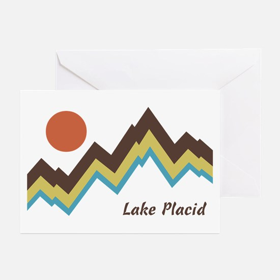 Lake Placid Greeting Cards (Pk of 10)