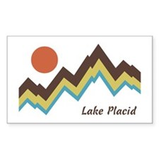 Lake Placid Decal