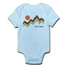 Lake Tahoe Infant Bodysuit