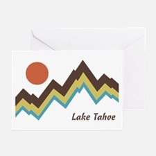 Lake Tahoe Greeting Cards (Pk of 10)