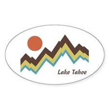 Lake Tahoe Decal