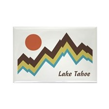 Lake Tahoe Rectangle Magnet