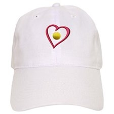 TENNIS LOVE Baseball Cap