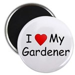 """Heart Gardener 2.25"""" Magnet (10 pack)"""