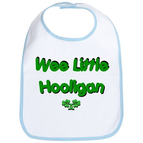 Wee Little Hooligan Bib