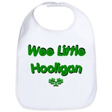Wee Little Hooligan Bib