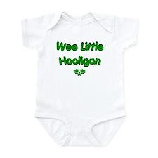 Wee Little Hooligan Onesie