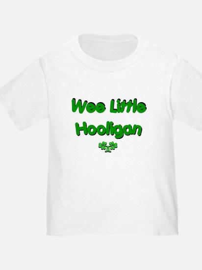 Wee Little Hooligan T