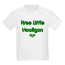 Wee Little Hooligan T-Shirt