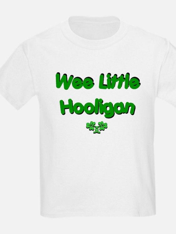 Wee Little Hooligan T-Shirt