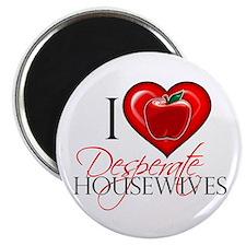 I Heart Desperate Housewives Magnet