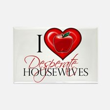 I Heart Desperate Housewives Rectangle Magnet